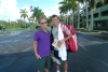 Two Balcanians in Miami - Gligorov met Dimitov